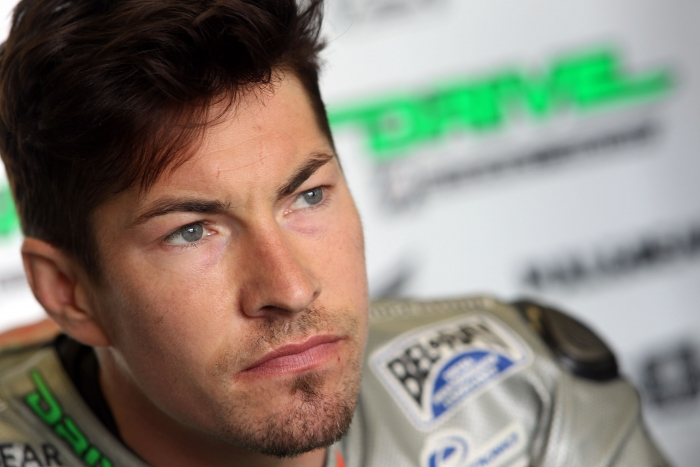 Nicky Hayden y el Aspar Team