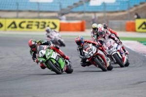 Superbike en la carrera de Portimao