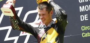 Tito Rabat, nuevo campeón del mundo de Moto2