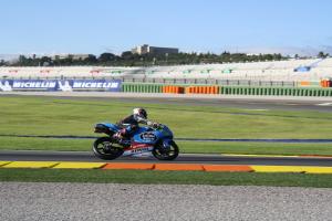 Fabio Quartararo se despidió con victoria en las dos carreras.