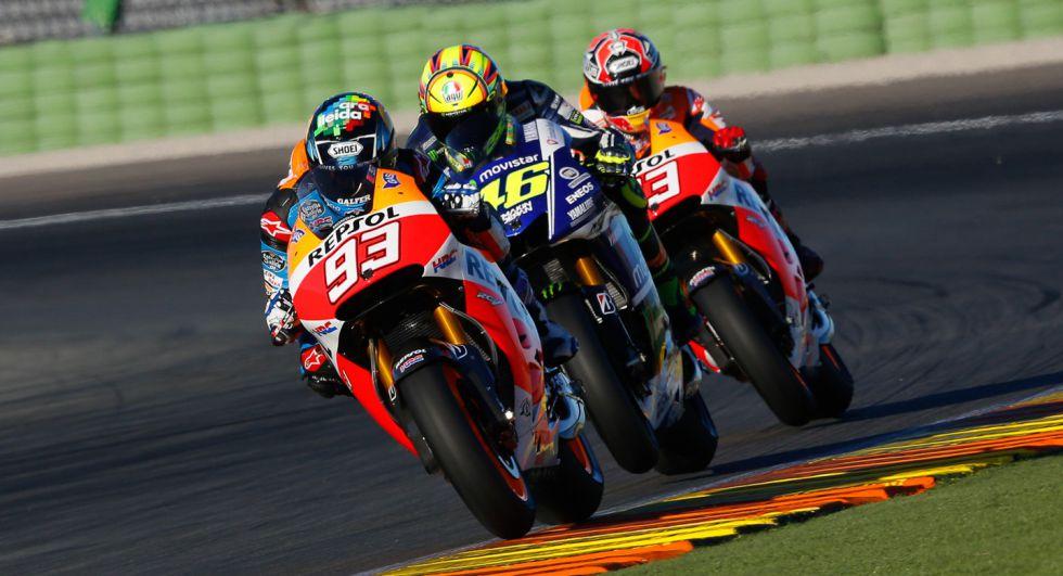 Alex Márquez probará la MotoGP del Marc VDS en el test de Jerez