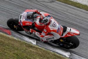 Ducati GP15 Sepang2 MotoGP