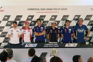 Los pilotos de la primera RdP 2015