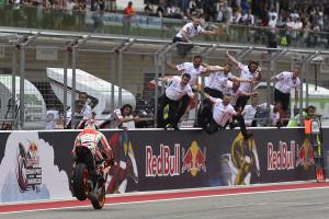Márquez, único ganador que conoce este circuito en MotoGP