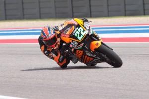 El campeón de Supersport ganó en Moto2
