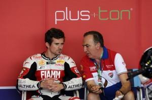 Ruptura entre Nico Terol y el Althea Racing