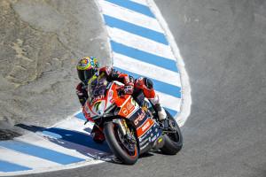 Chaz Davies Ducati WSBK Laguna Seca 2015 - MotorLu