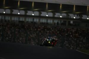 Nakasuga, que tiene una segunda plaza en una carrera de MotoGP