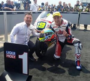 Xavier Simeon Sachsenring Moto2 - MotorLu News