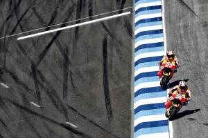 El par de HRC llevan mandando dos carreras seguidas