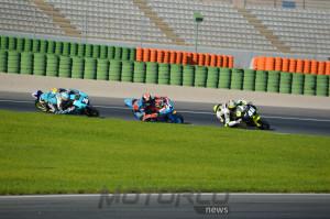 Nicolò ha comandado gran parte de las carreras