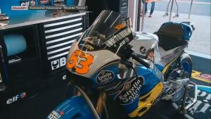 Esta moto ya le ha dado un título a Rabat: la de mejor rookie, al ser el único debutante