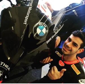 Jordi, junto a Reiterberger, llevará una BMW