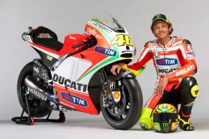 Rossi iniciará su segunda etapa en Ducati
