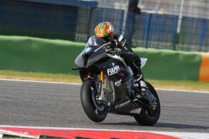 Torres lleva el desarrollo de la moto teutona