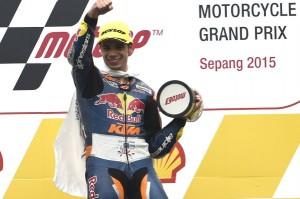 Oliveira quizá no ganó el título por la suerte al inicio del año