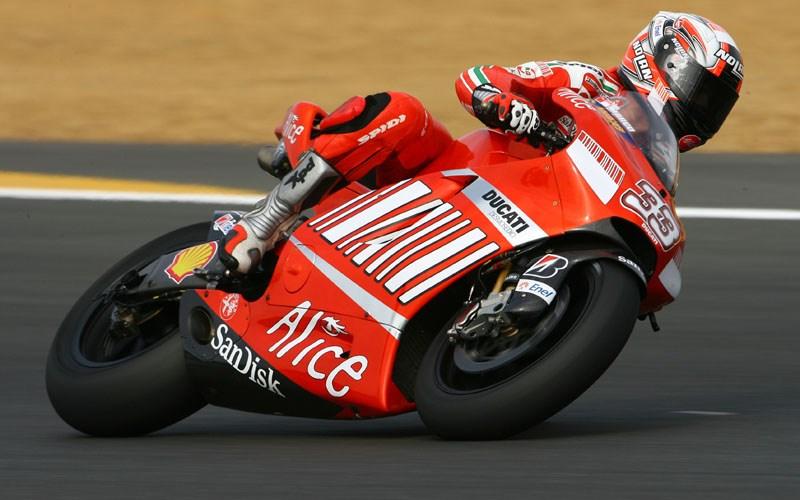 Melandri vuelve a Ducati. Habla Dall'Igna