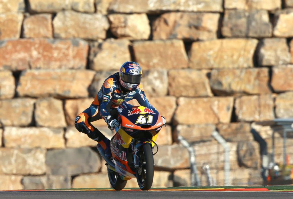 Binder, Moto3, Aragon MotoGP 2016