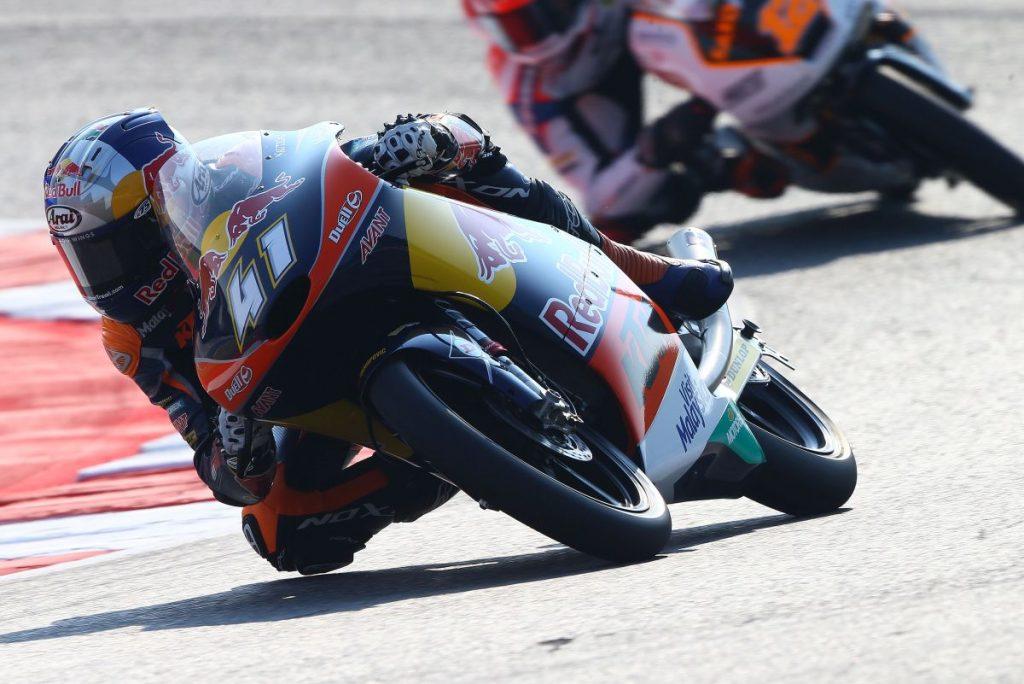 Binder, Moto3, San Marino MotoGP 2016