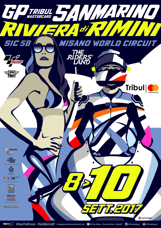 GP de San Marino – Horario Universal / World Schedule / Orari Universali