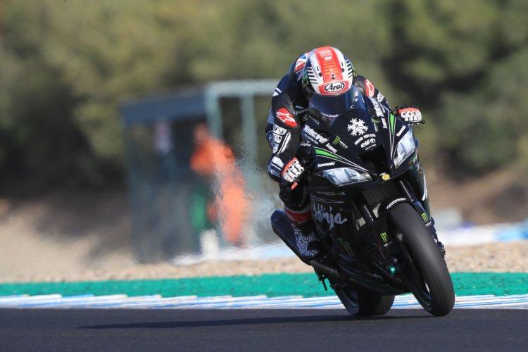 Test Jerez de Superbikes. Jonathan Rea y Tom Sykes arrasan con una Kawasaki al nivel de MotoGP