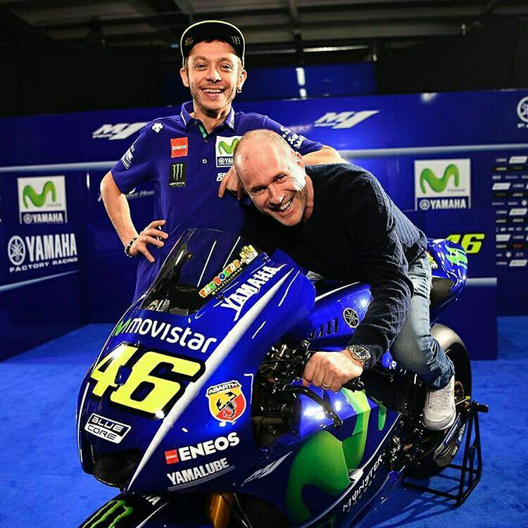 No, Rossi no planea tener un equipo en MotoGP