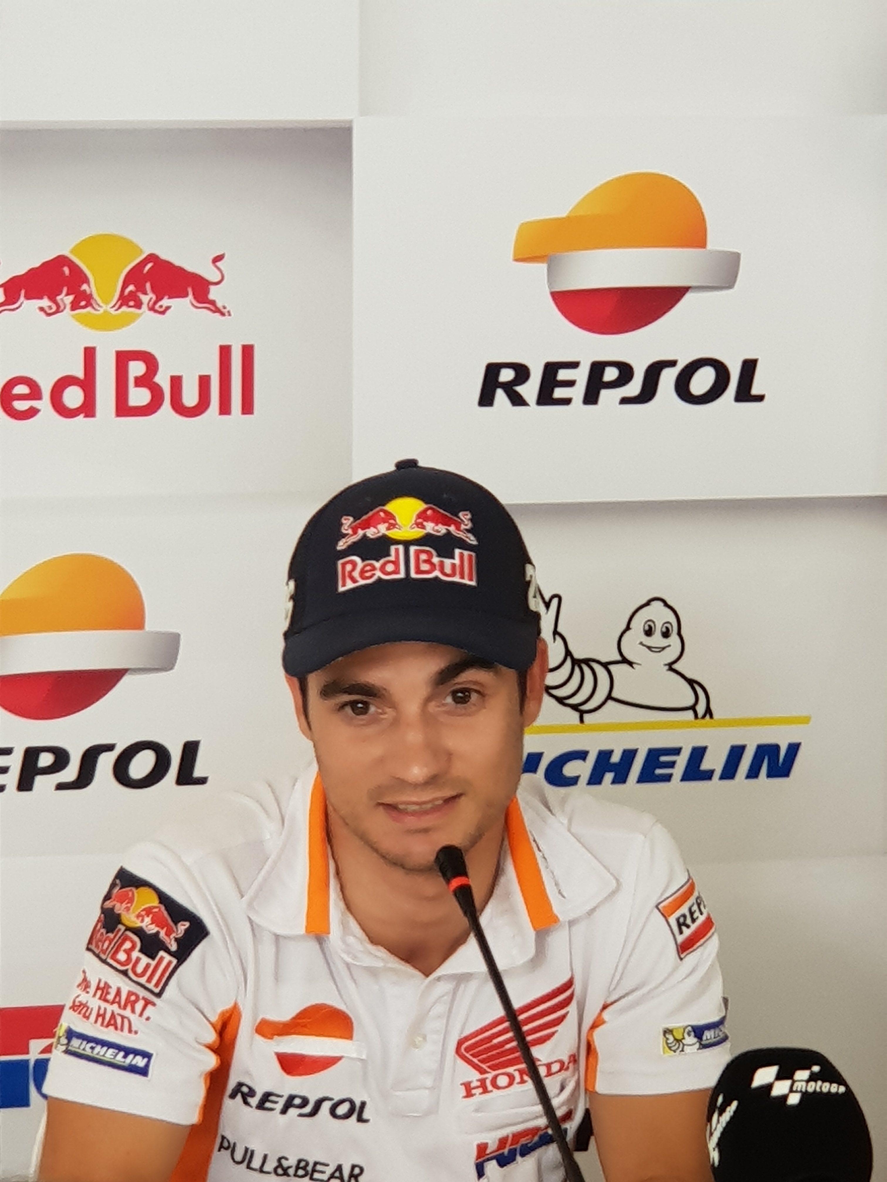 Dani Pedrosa, el anuncio que no lo fue. Retirado, probador de KTM o a la Yamaha satélite