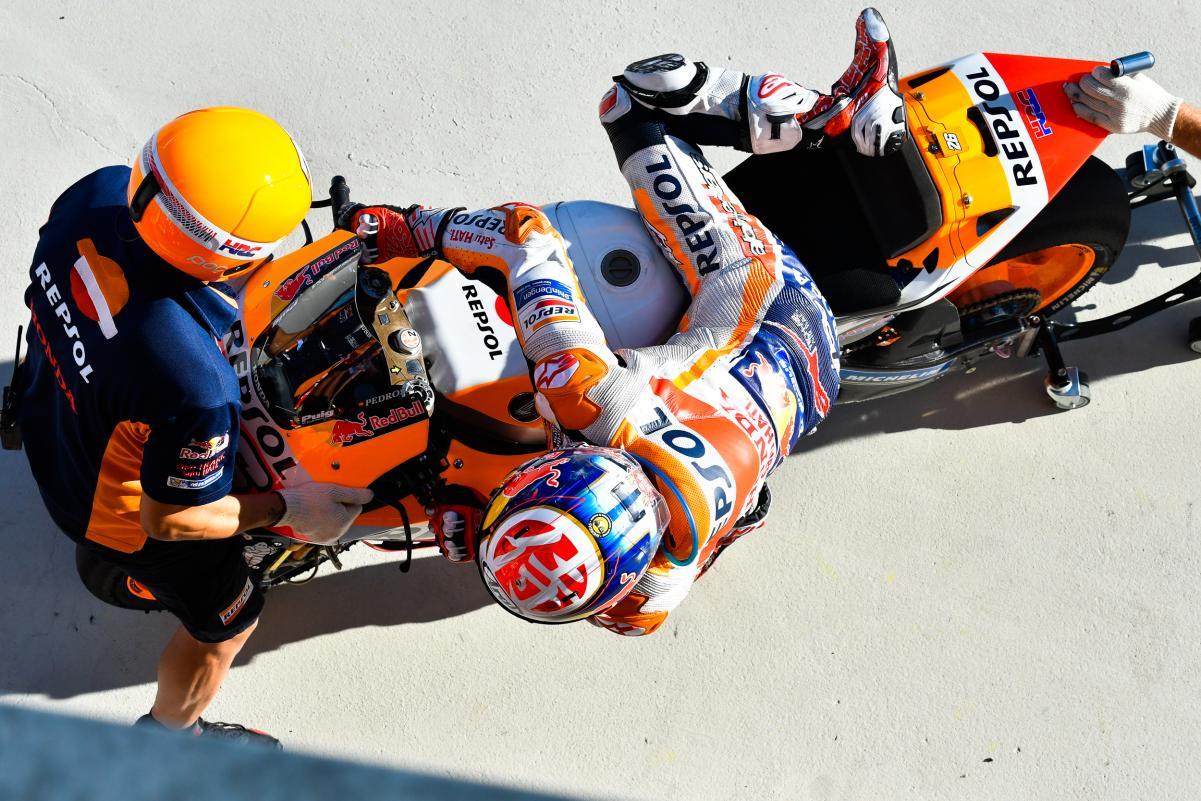 Dani-KTM: todo se acelera…