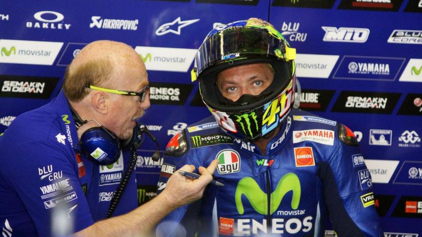 Valentino Rossi: un cambio de estilo que puede valer el 10º título