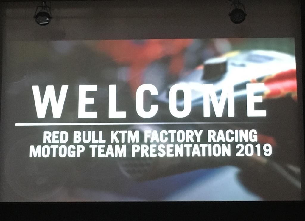 Así son las KTM 2019 del Red Bull y del Tech3