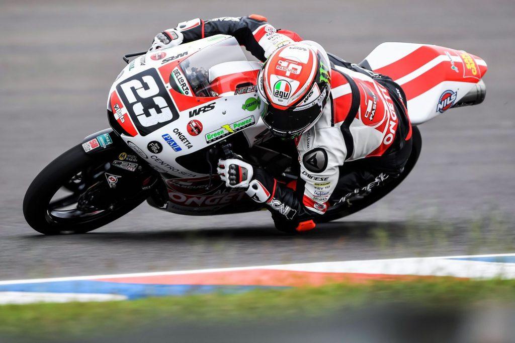 Niccolò Antonelli brilla en el convulso sábado del GP de las Américas