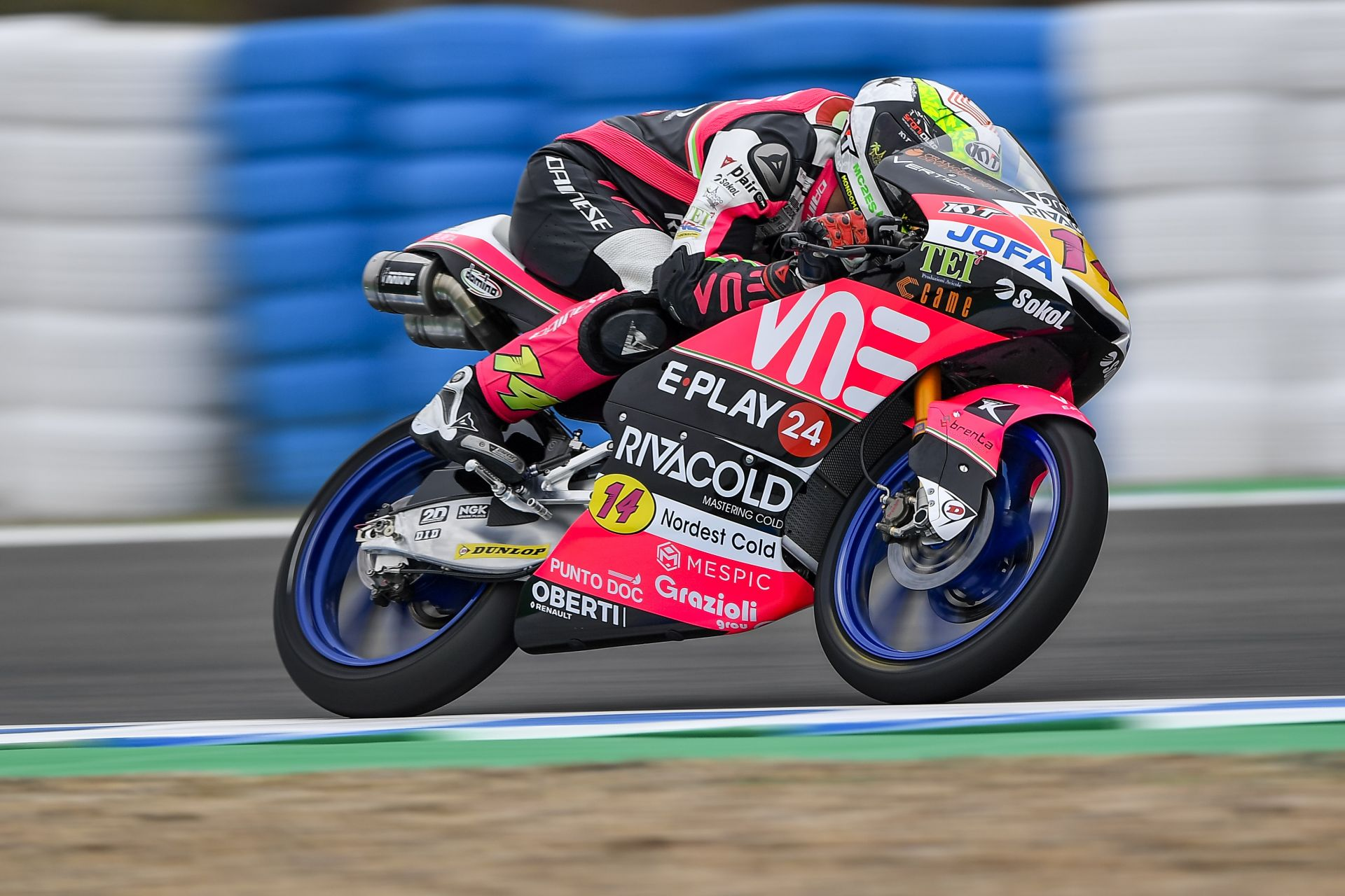 Tony Arbolino gana en Mugello y se convierte en el sexto ganador de Moto3