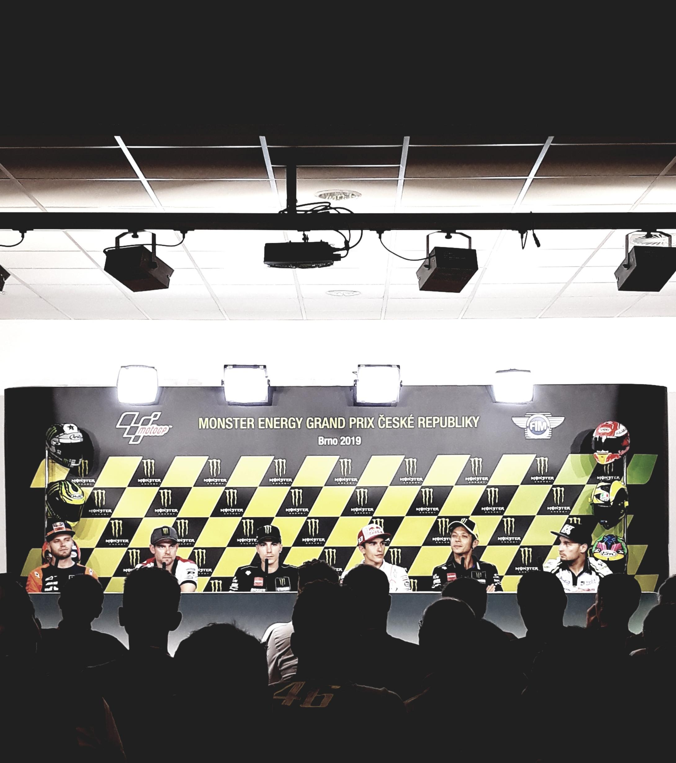 Monster Energy Grand Prix České republiky – Resumen del Jueves