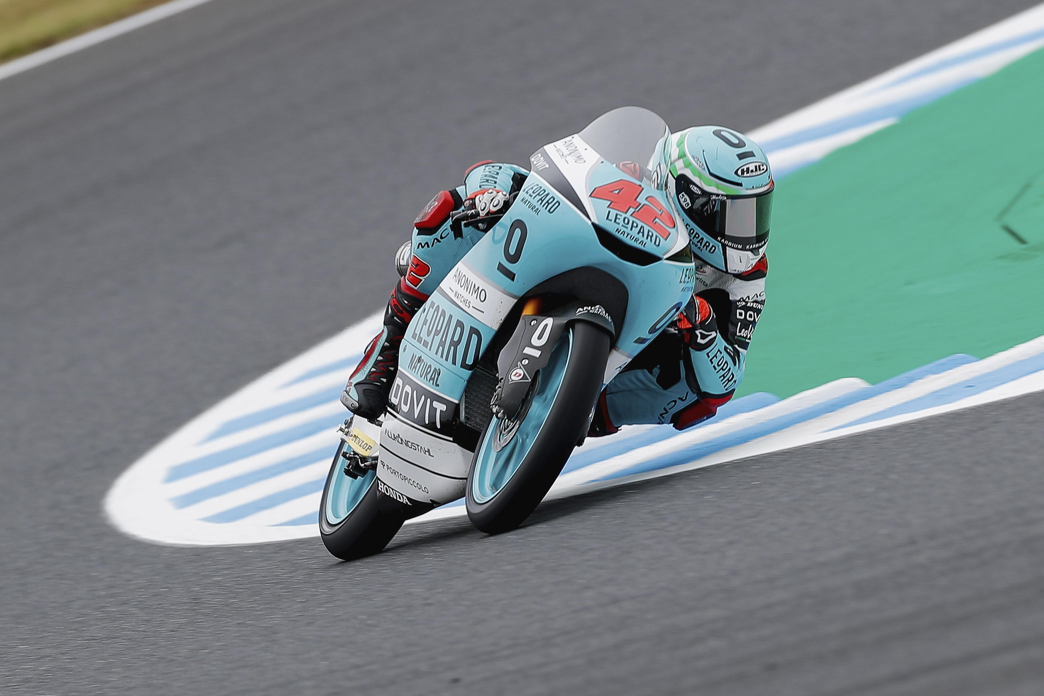 Lorenzo Dalla Porta gana en Japón y sus rivales naufragan