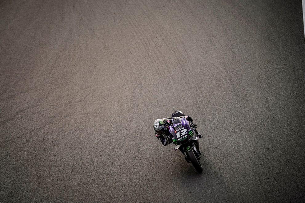 El fuerte viento obliga a suspender la lucha por la pole de MotoGP en Australia