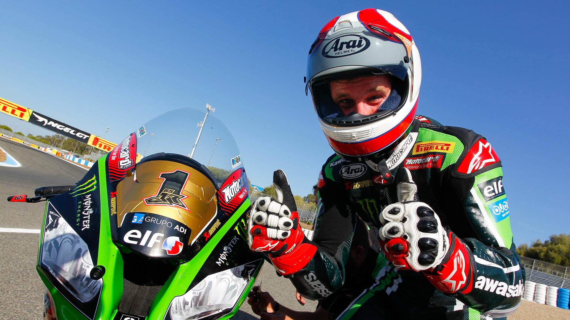 MotoGP contra Superbike. ¿Los tiempos de Rea, podrían llevarle a él y a Kawasaki a MotoGP?