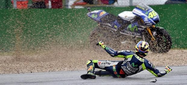 El Karma da su propia medicina a Rossi