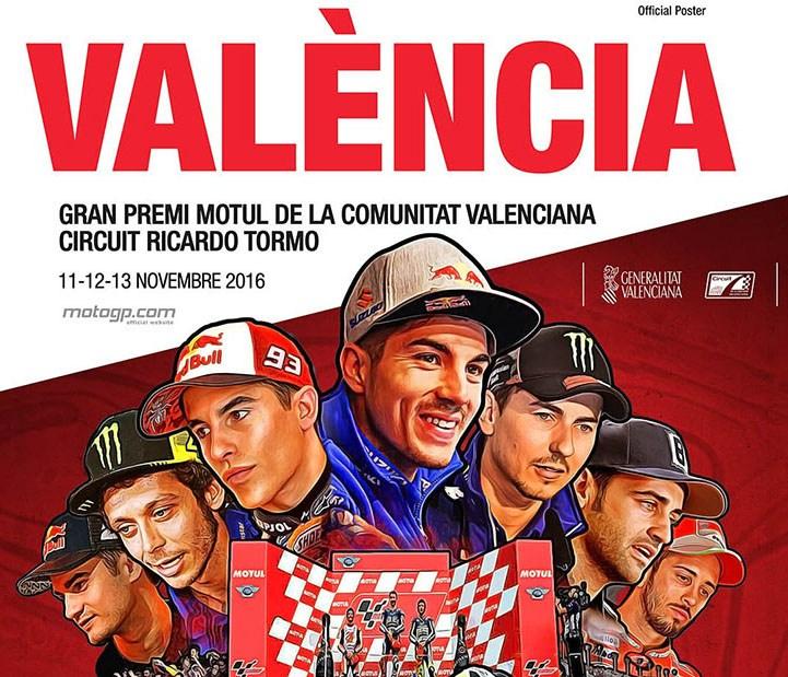 GP de la Comunitat Valenciana – Horario Universal / Universal Schedule / Orari Universali