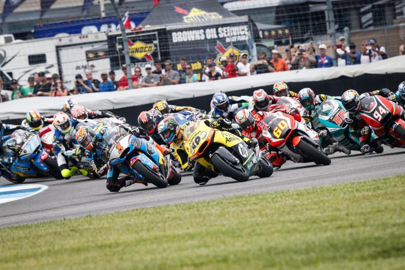 Test Jerez de Moto2 y Moto3 – Día1