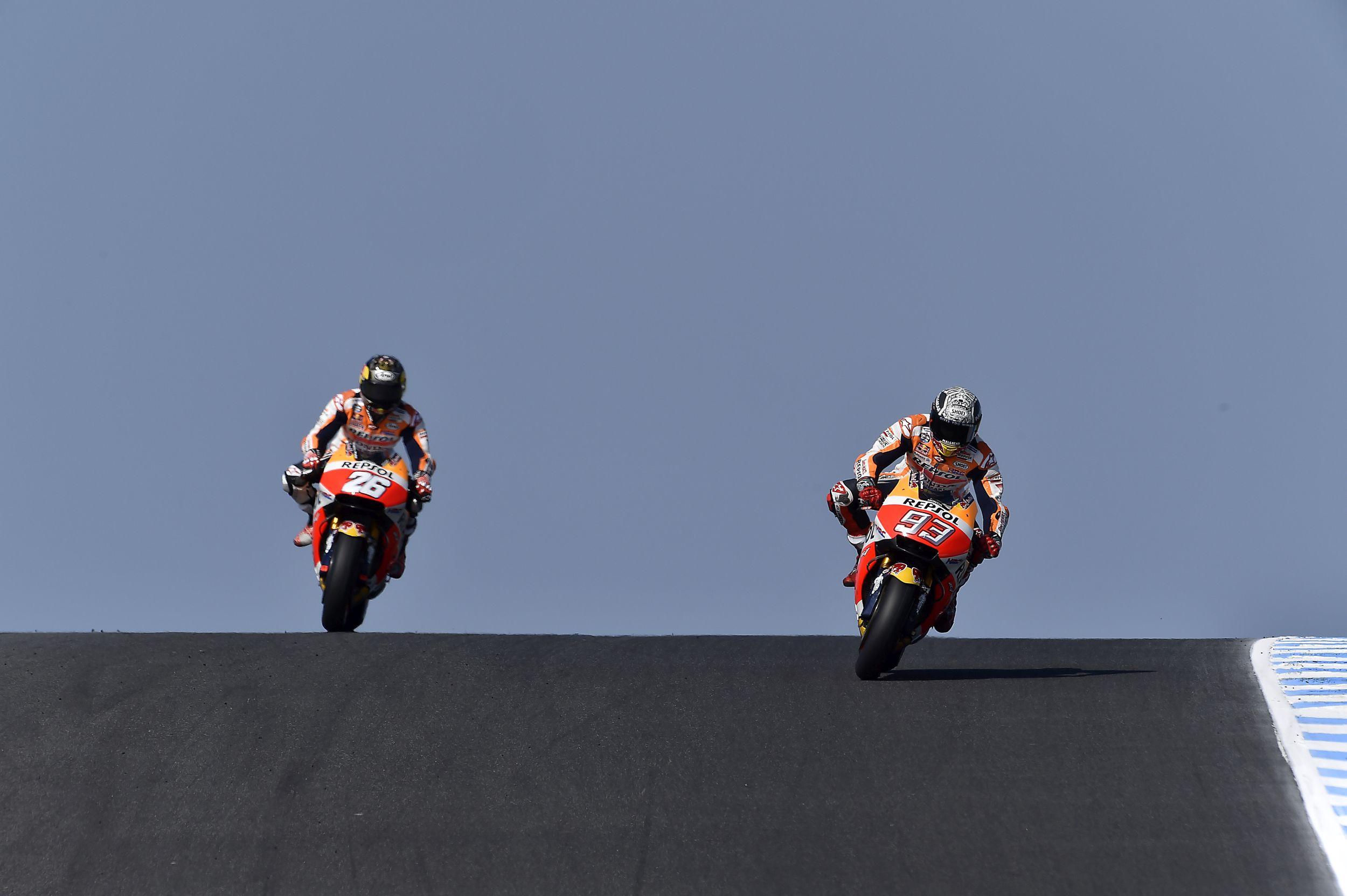 Honda es la moto a batir