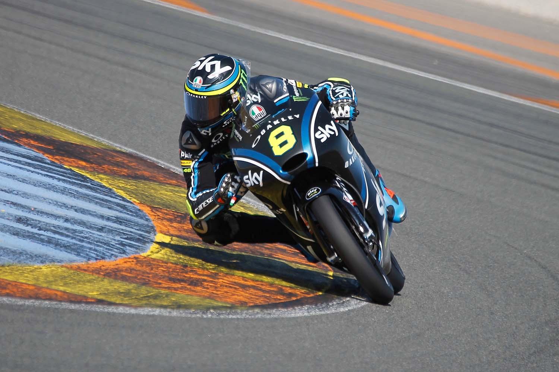 Arranca en Valencia el test de Moto2 y Moto3