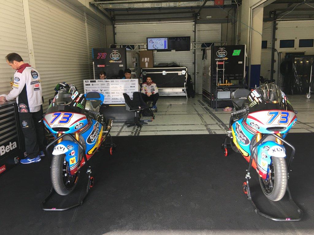 Takaaki Nakagami y Nicolò Bulega también mandan en Jerez