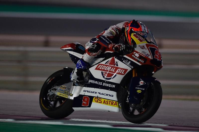Entrevista a Jorge Navarro: desde el 2012 en Moto3, ya estaba preparado para cambiar.