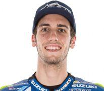 Álex Rins confía en el agarre para mejorar con la Suzuki