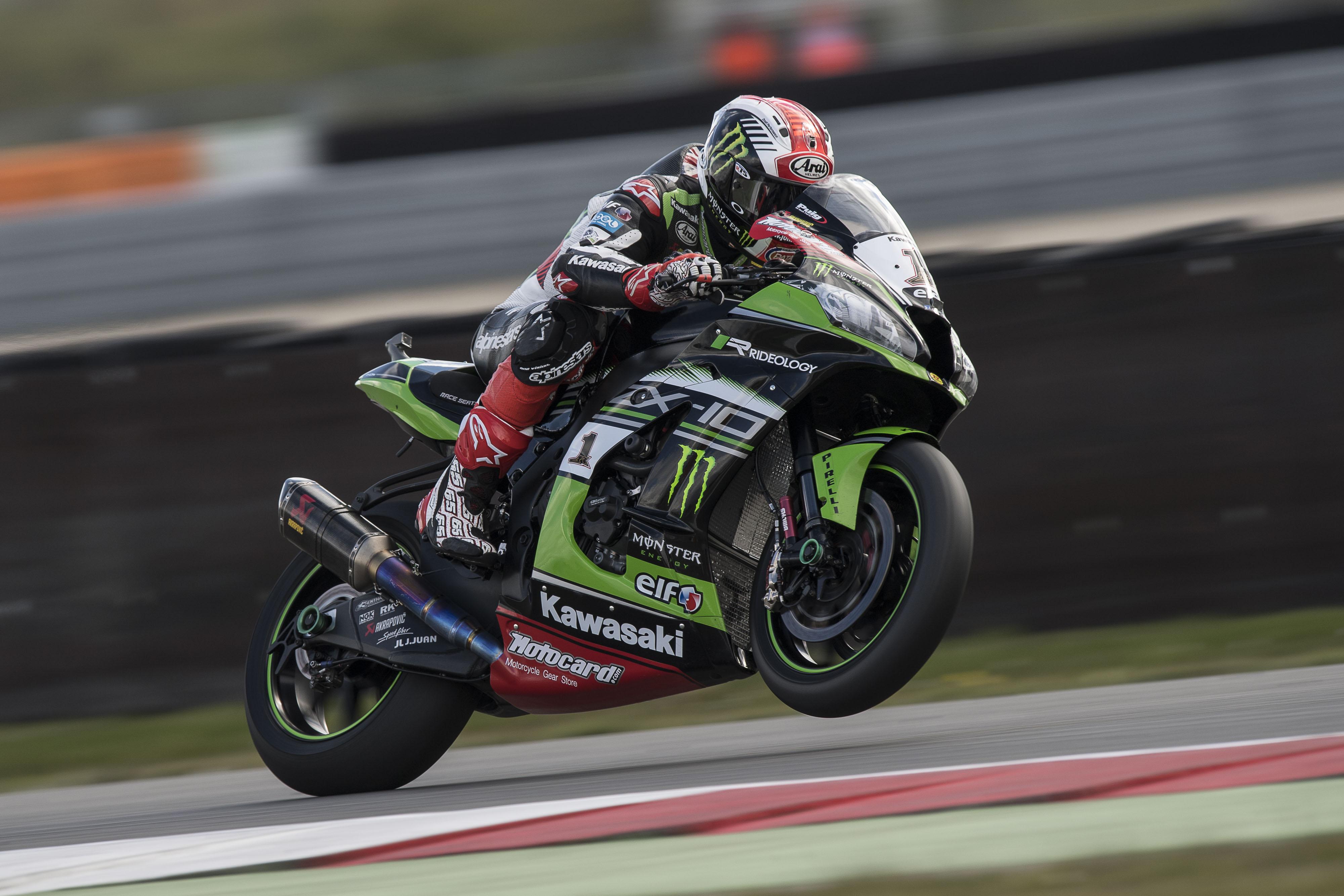 Jonathan Rea gana en Assen tras un fallo de la Ducati de Davies