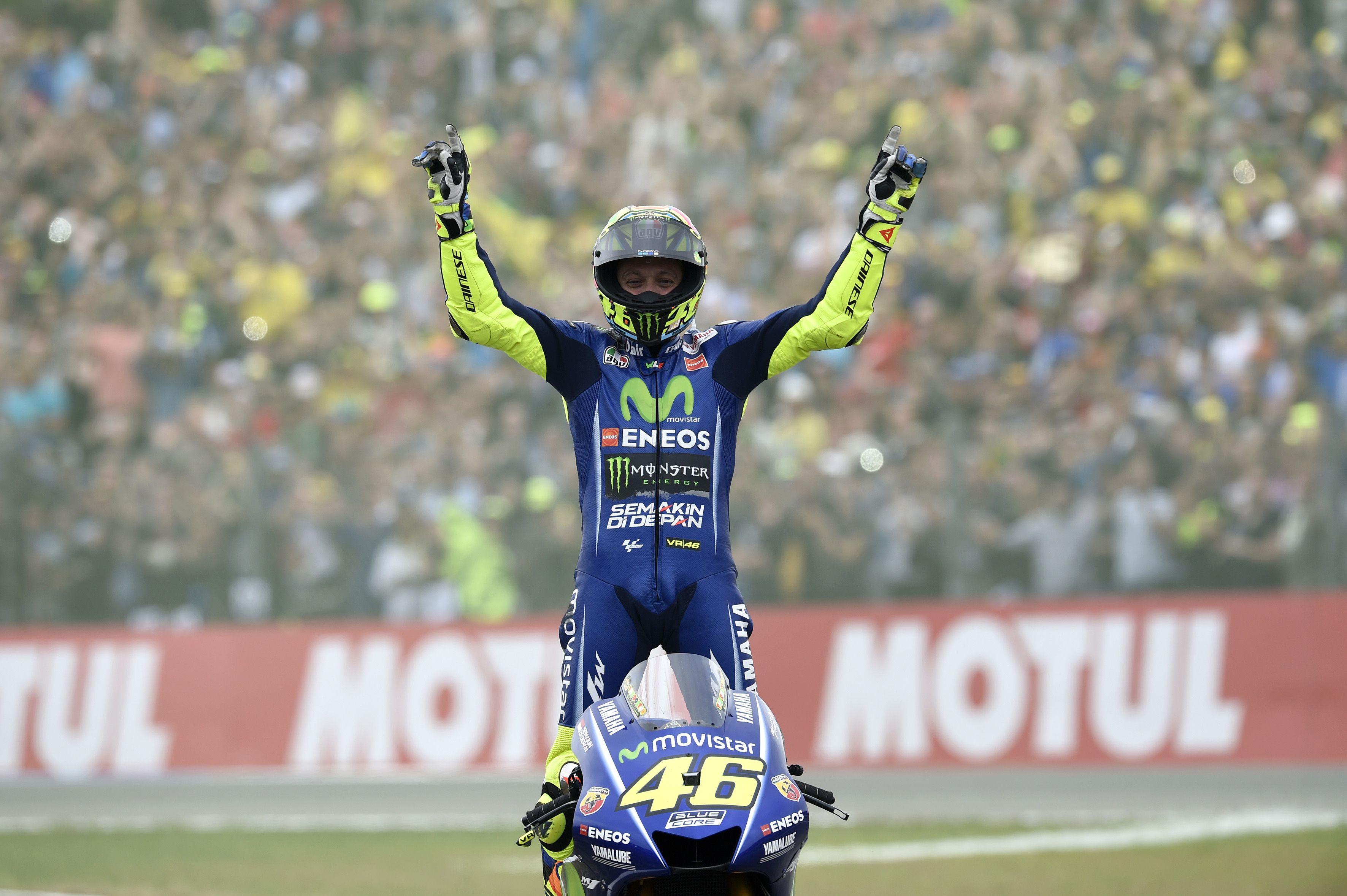 ¿Puede Rossi ganar la décima corona?