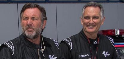Un hospital móvil viajará con MotoGP de la mano de Ángel Charte y Quirónsalud
