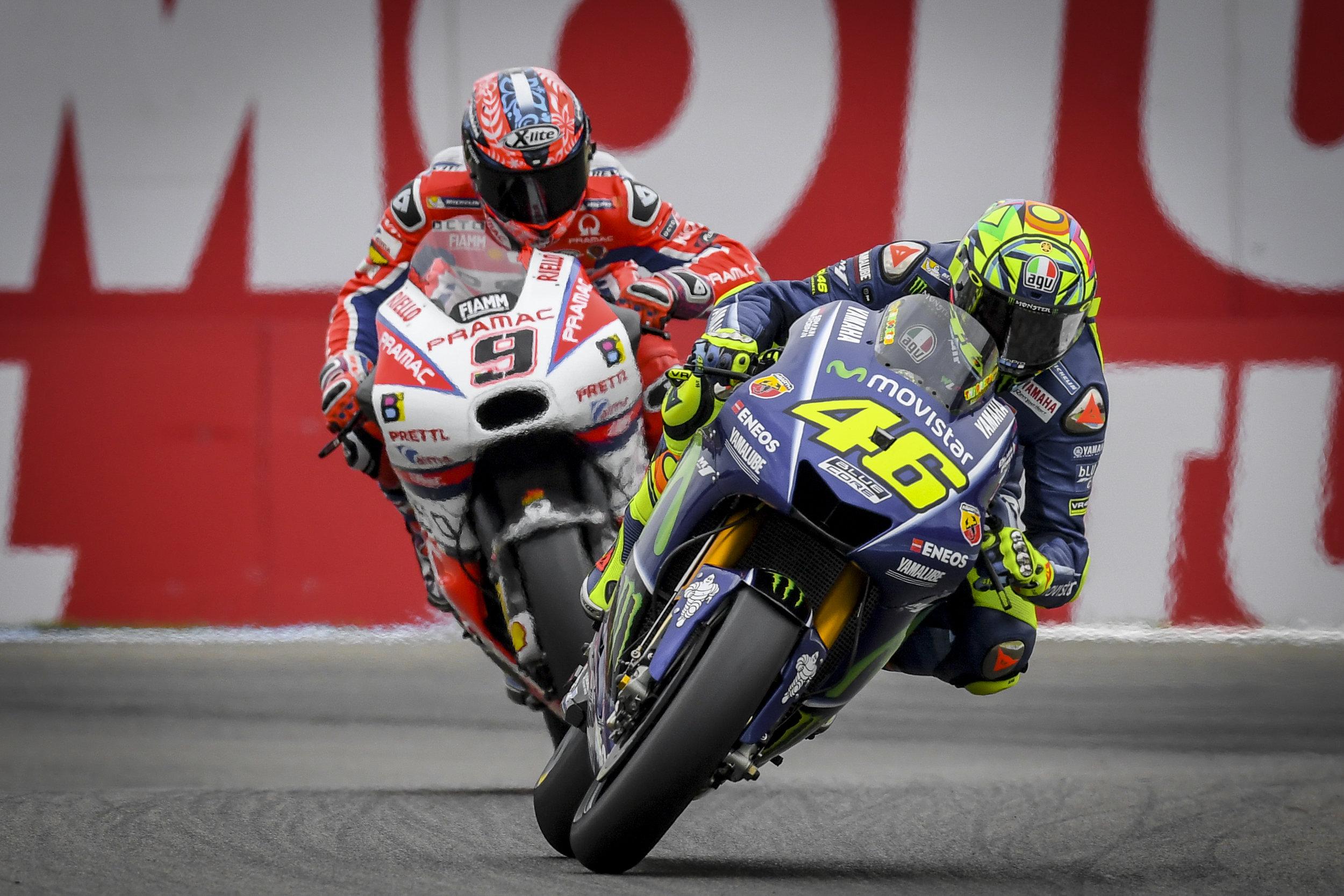 ¿Cuánto vale un punto en MotoGP?