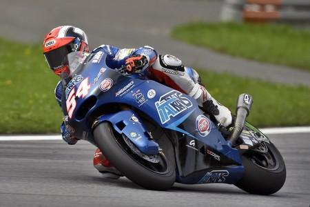 Mattia Pasini consigue su tercera pole, Márquez el ritmo