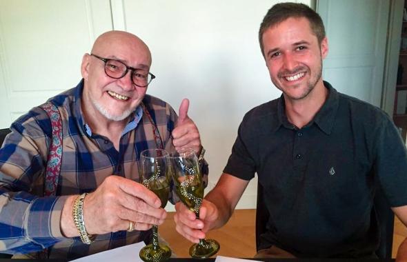 Tom Lüthi confirma con el Marc VDS y sólo deja libres los asientos del Avintia
